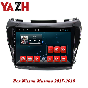 YAZH Android 8.1 Car Multimedi