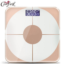 The scale of household electronic scale weighing body scale adult accurate weight loss, body fat fat health scale