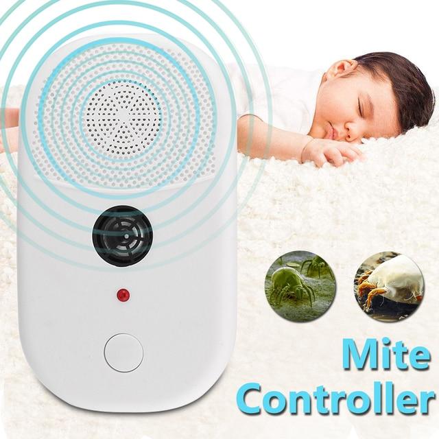 220v Ultrasonic Wave Electronic Mite Killer Household Bedroom Mite