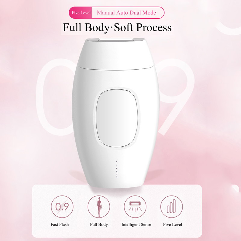 Multifunctional 900000 Flash IPL Laser Hair Removal Device Permanent Hair Removal IPL laser Epilator Armpit Hair Removal Machine