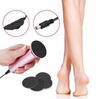 Brand New Electronic Smoother Pedicure Care Remover Dry Dead Foot Skin Pedi Spin Electric Remove Calluses