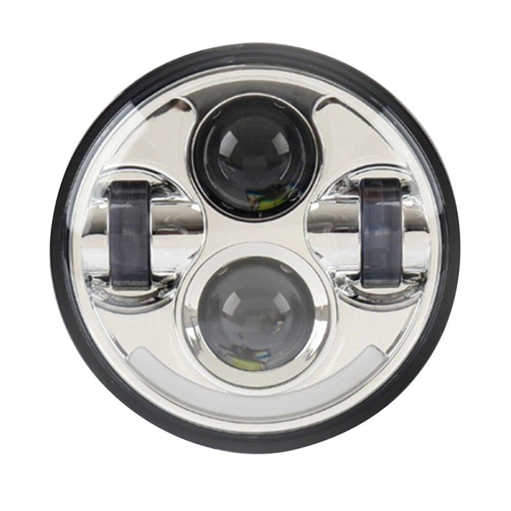 5.75 inch headlight 40W LED round car spotlight car fog lights Top Quality