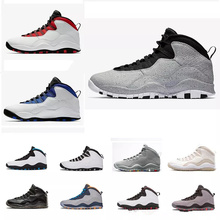 bd91e574caaa Westbrook X I m back 10 10s Men Basketball shoes Bobcats Chicago Powder  Blue Steel