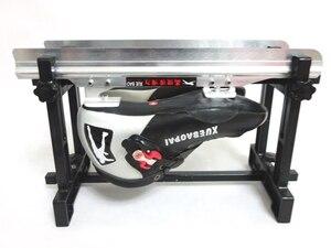 Image 1 - Darmowa wysyłka łyżwy stojak półka na buty ostrzarka nóż kuty modaomen rack snickeringly prędkości łyżwy