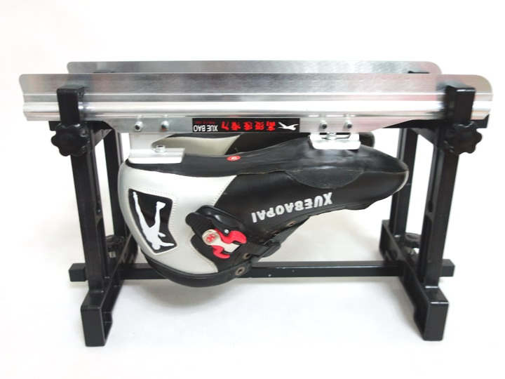 Livraison gratuite patins à glace raquettes chaussures rack affûtage machine couteau biné modaomen rack accrocheur patins de patinage de vitesse