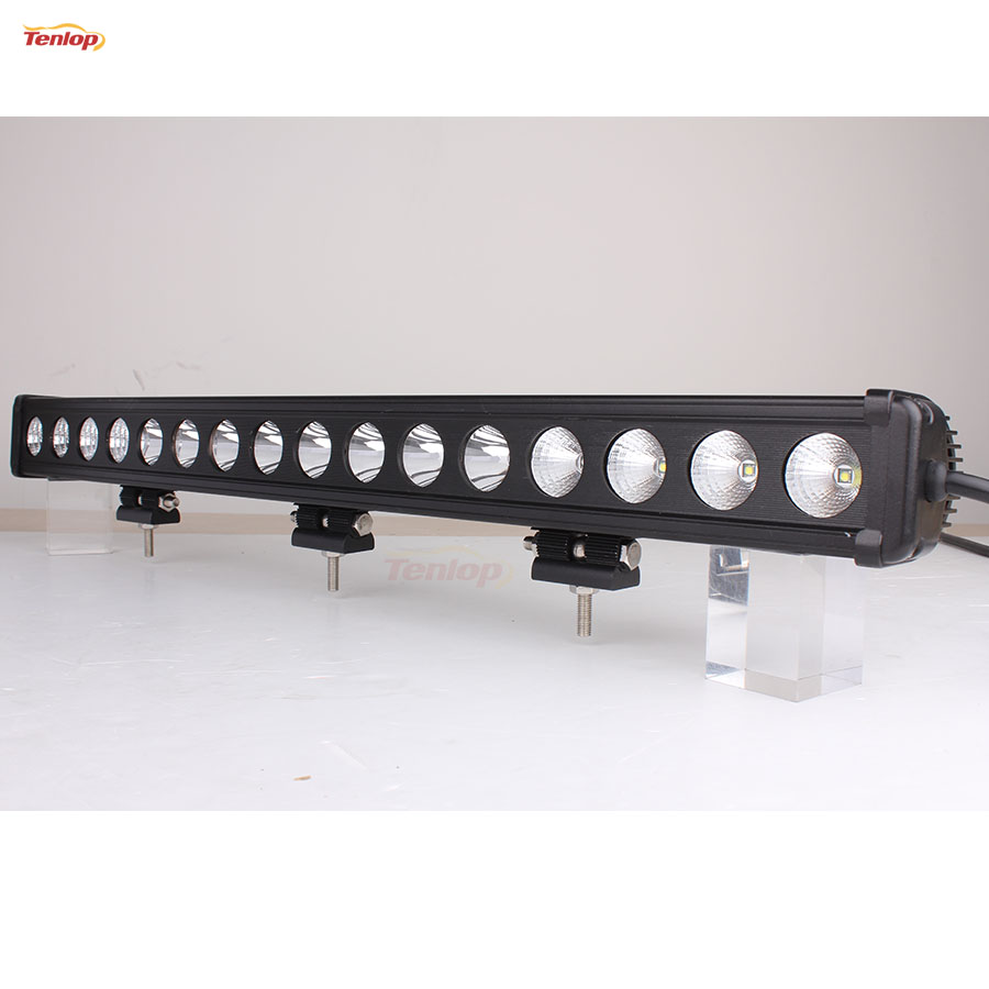 28 Inch Single Row 16 10w 160w Led Light Bar For Offroad 4