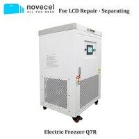 Novecel Q7R 220 В 60 Гц 185 градусов для samsung Edge OLED стекло разделение Ремонт Замена ЖК экран морозильник сепаратор
