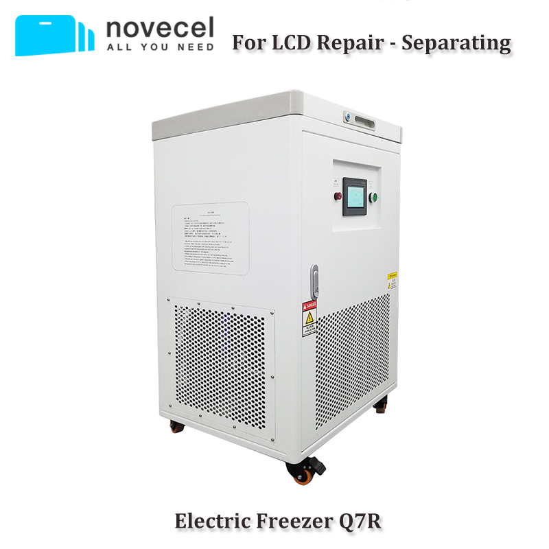 Novecel Q7R 220V 60hz -185 Degree For Samsung Edge OLED Glass Separating Repair Replacement LCD Screen Freezer Separator Novecel Q7R 220V 60hz -185 Degree For Samsung Edge OLED Glass Separating Repair Replacement LCD Screen Freezer Separator