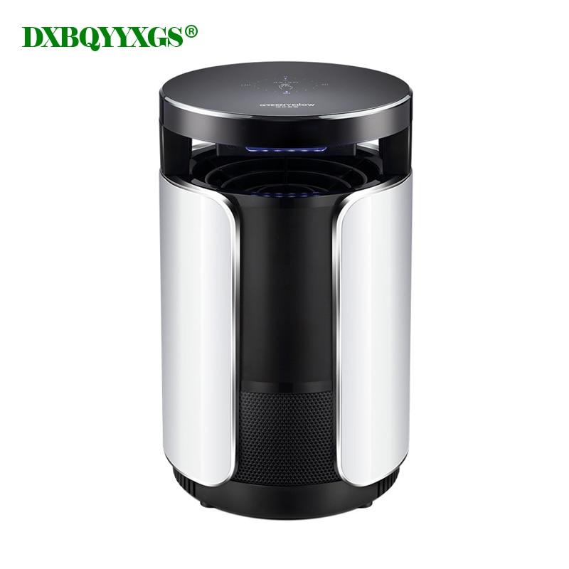 DXBQYYXGS Body temperature mosquito killer lamp repeller mosquitos trap UV LED bug zapper repellent pest reject control
