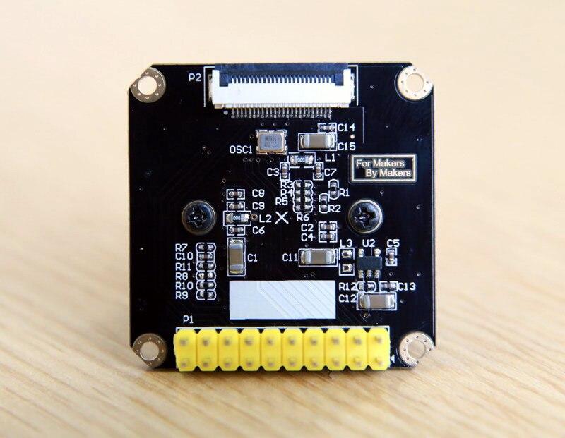 Mt9v032 Mt9v034 Wide Dynamic Industrial CMOS Module
