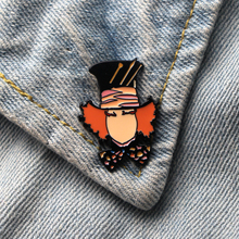 DMLSKY Cartoon Cute Brooch Enamel Pins For Women Men Backpack Personality Kids Pin Charm Jewelry M3307