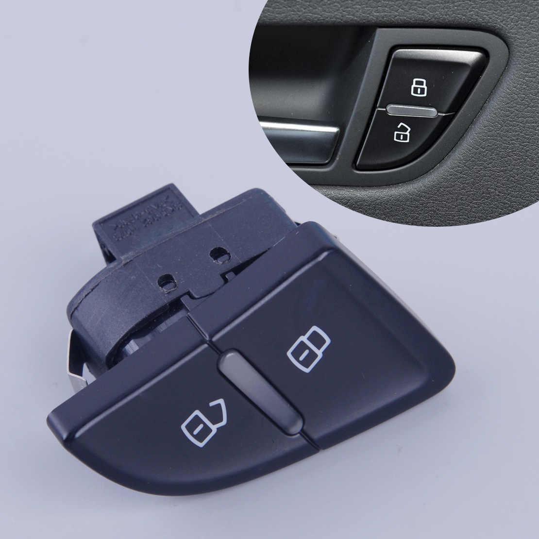 DWCX передняя левая сторона центральный дверной замок кнопка переключения