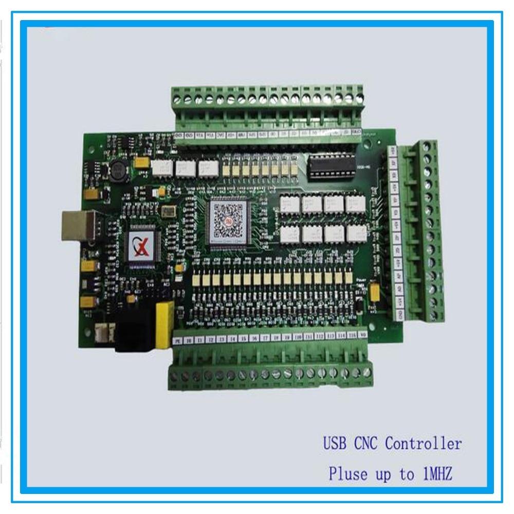 4 Axis Cnc Engraving Machine Control Card Mach3 Cnc