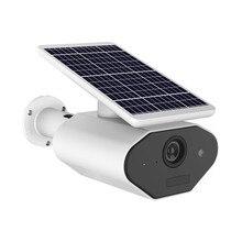 IP Wifi Camera 2MP Security Solar Camera Power Outdoor Waterproof IP66 Night Vision Surveillance CCTV Bullet Camera
