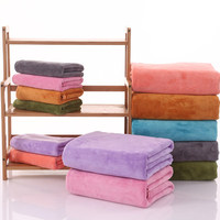 Microfiber Fabric 180*90 cm big size 650g Solid Bath Towel Travel Gym Camping Sport Beach Towel for Men Women bathroom towel