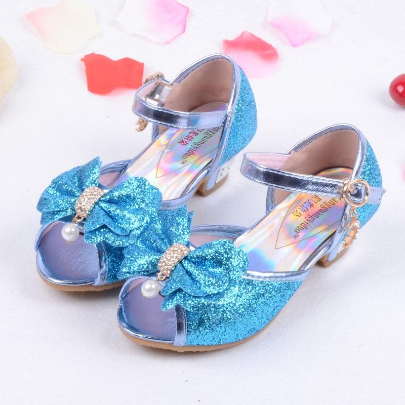 Girls Children Shoes Sandals J526 (5)
