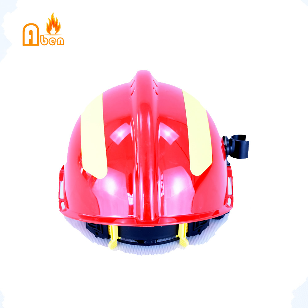 US $110 0 |SELL AS SET(Free Goggles+Strong Light Flashlight)High Quality  Europe Fire Protective Helmet-in Safety Helmet from Security & Protection  on