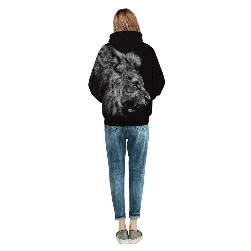 Mr.1991INC New Fashion Men/Women 3d Sweatshirts Print Ferocious Lion Black Thin Autumn Winter Hooded Hoodies Pullovers Tops New Fashion Men/Women 3d Sweatshirts Print of a Ferocious Lion HTB1AQB8SpXXXXbdXpXXq6xXFXXXD
