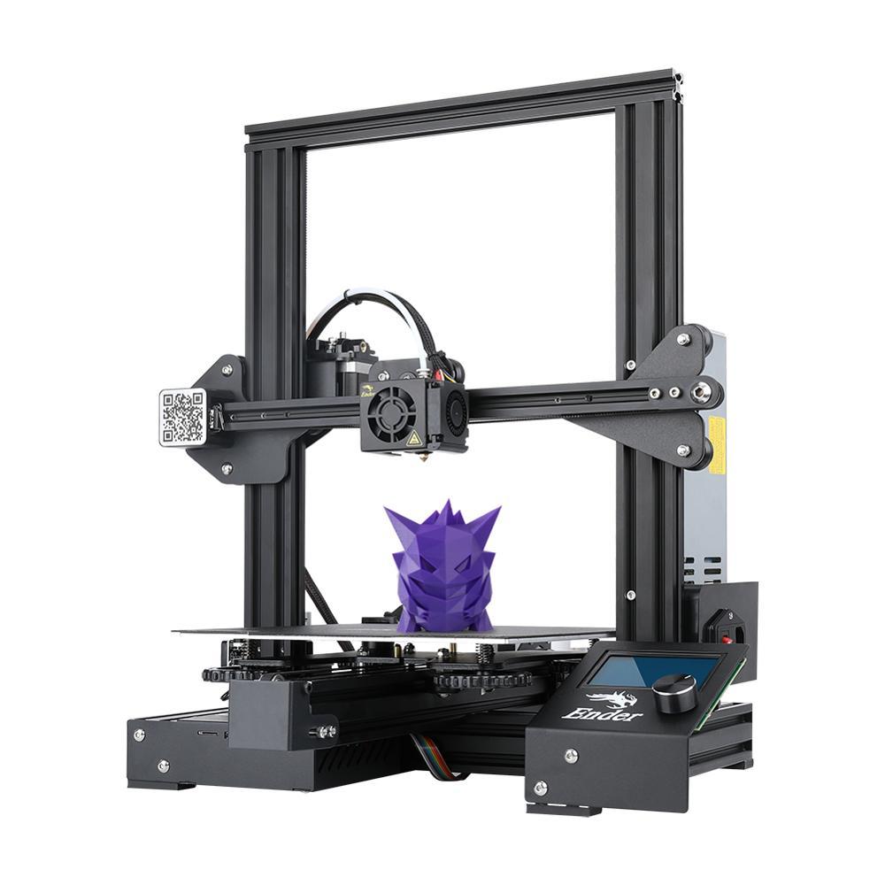 Ender 3 DIY Kit 3D printer Large Size I3 mini ender 3 PRo Ender 3 Ender
