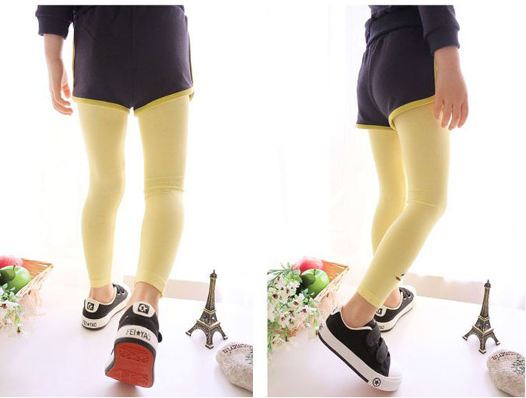 New Toddler Baby Girls Kids Skinny Pants Warm Leggings Girl Bird Pattern Stretchy Pants Trousers Hot 13