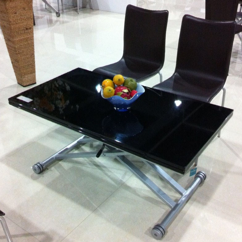 Multifunctional Coffee Table Folding Small Family Of Dual Use Dining Ikea And Chairs Combination Tele