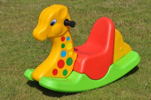 Top 100 Best Selling Toys : Best selling plastic rocking horse spring ride on