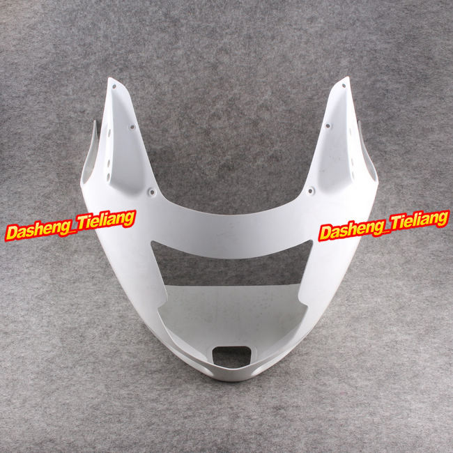 Upper Front Cover Cowl Nose Fairing for HONDA CBR1100 1997-2007, Injection Mold ABS Plastic, Unpainted vehicle plastic accessory injection mold china makers