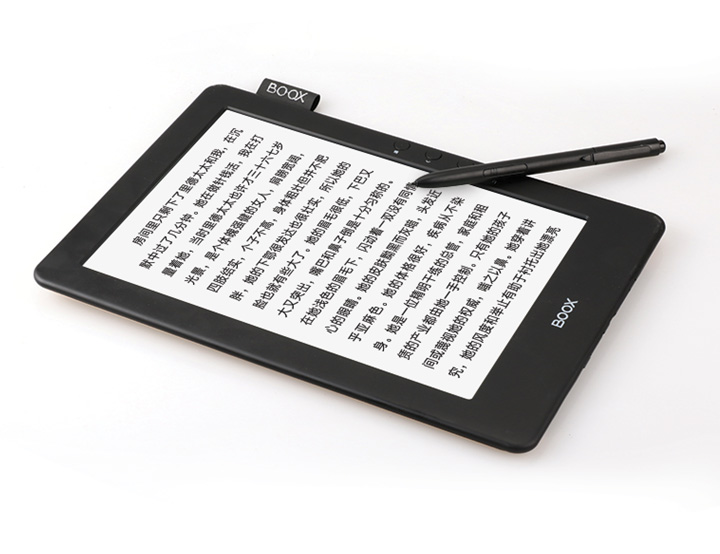 ebook reader boox 60 onyx