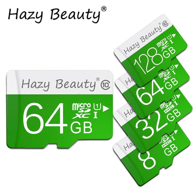 On sale 4GB 8GB 16GB 32GB 64GB 128GB micro sd card c10 class10 Real capacity Memory Card TF card with free card adapter аксессуар защитное стекло для xiaomi mi a2 mi6x svekla full screen white zs svximia2 fswh