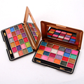 MISS ROSE Classic 24-Color Eyeshadow Shiny Wet Long-lasting Easy to Wear Nature Shimmer Eye shadow Good Quality