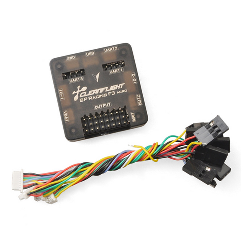 ФОТО SP Racing F3 SPRacingF3 SPRF3 Flight Controller Board Acro Deluxe For FPV QAV250 ZMR250 Quadcopter