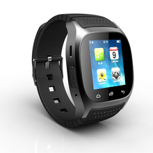 DHL Free ship 10Pcs Men Women Smart watch M26 For Android Phones Sport Tracker Monitor Wristwatch