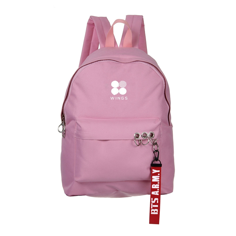 Kpop Home Bts Backpack Student Bag Fashion  Backpack Around The Album Fashion Kpop Backpack