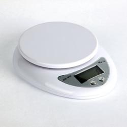 5 كجم 5000 جرام 1 جرام الرقمية الغذاء حمية مقياس بريدي ميزان الوزن الترجيح ميزان إلكتروني LED