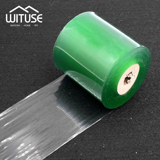 WITUSE 2cm 3cm 4cm 5cm 6cm Fruit Tree Grafting Tape Nursery Stretchable Film Gardening Tape Garden Tools Bind Tape Grafting Tool