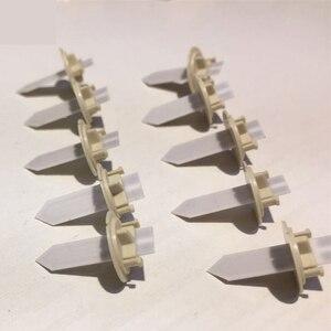 Image 4 - 10Pcs Vervanging Keramische Heater Blade Voor Iqos 2.4 Plus Verwarming Stok Blade Voor Iqos E Sigaret Reparatie Accessoires