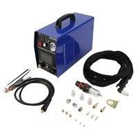 CUT40 Профессиональный 40A преобразователь цифрового воздуха Plasma Cutter машины 220 В плазменной резки резак сварочный аппарат