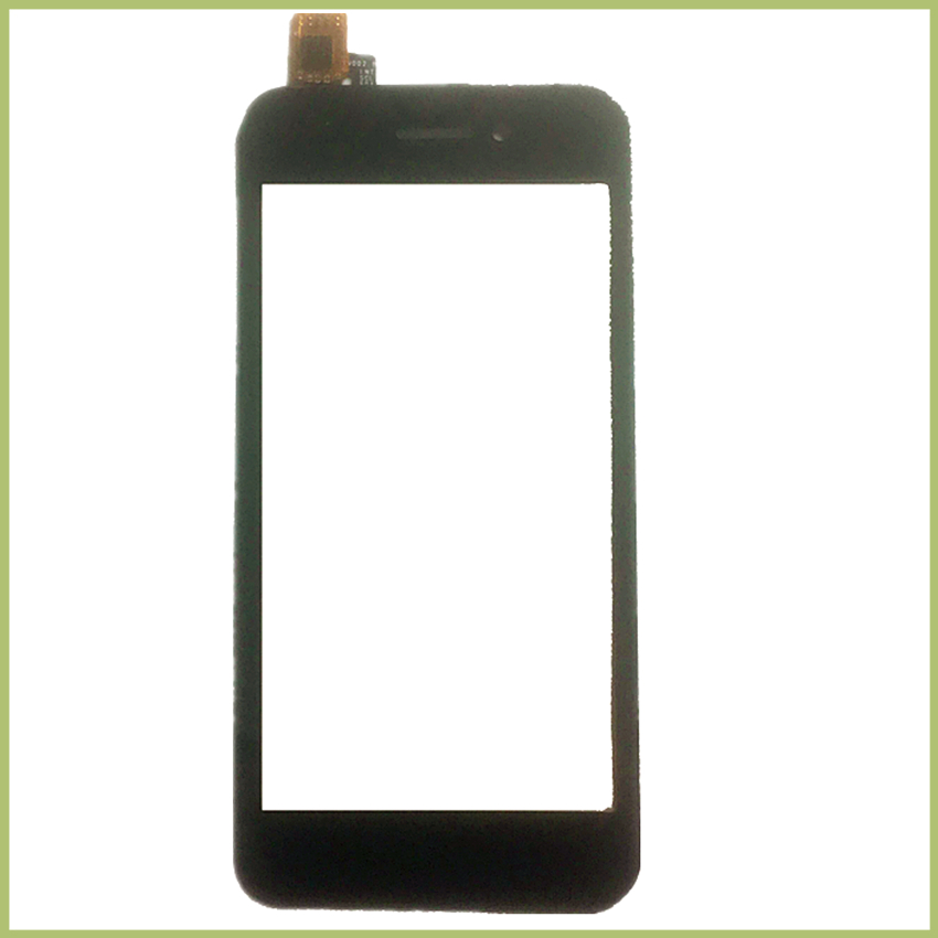 black color With Tape Touch Screen Digitizer For Fly FS459 Nimbus 16 Touchscreen Front Panel Glass Lens Sensor image