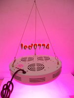 LED Grow Light Free Shipping New 90W LED UFO Plant Hydroponic Lamp Grow Lights Red 680NM