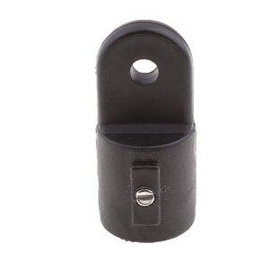 Image 2 - 12 Stks/set Voor 3 Boog Bimini Top 7/8 Zwart Boot Onderdelen Nylon Fittingen Hardware Kit Trousse Daccessoires Materieel