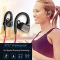 ДАКОМ P10 Беспроводной Спорт Гарнитура ВОДОНЕПРОНИЦАЕМОСТЬ IPX7 Bluetooth Стерео Наушники с Микрофоном Микрофон для Купания/Музыка/Handfree Вызова