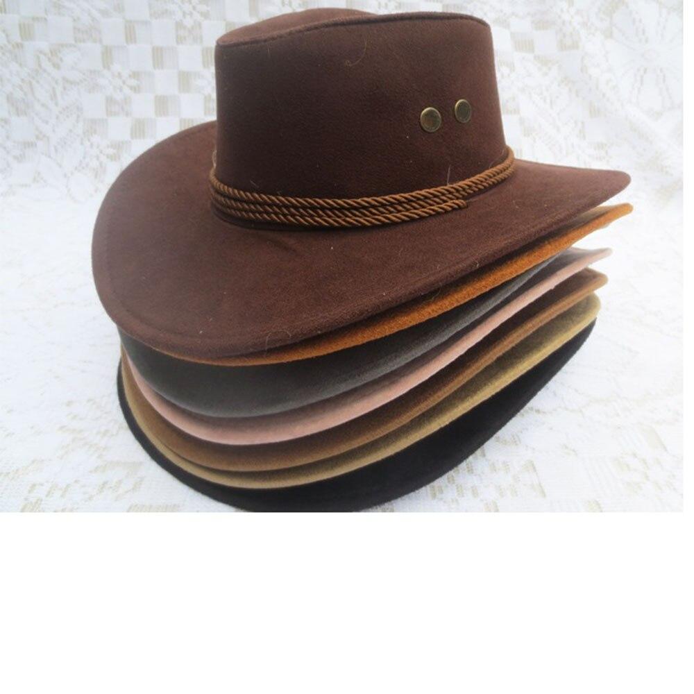 Compra las mujeres sombrero de vaquero online al por mayor