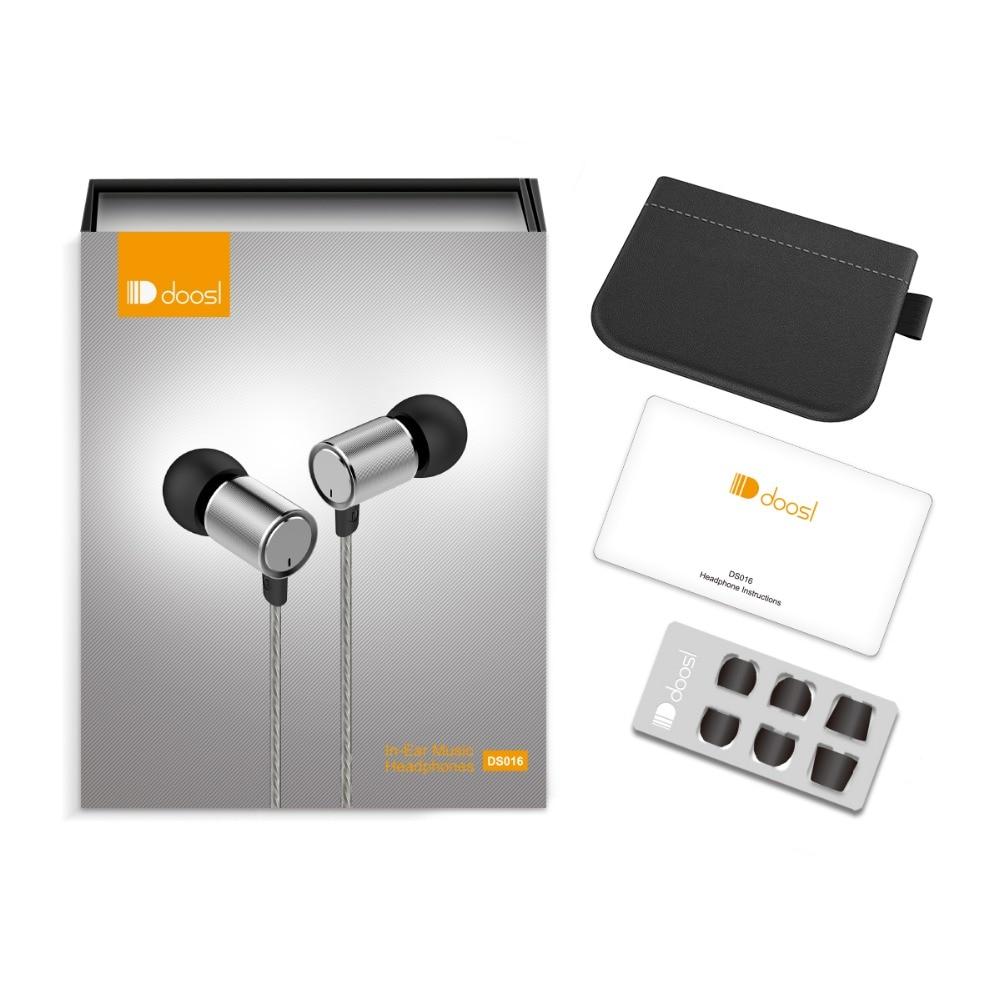Doosl HiFi Метални Слушалки за ухо Супер - Преносимо аудио и видео - Снимка 5