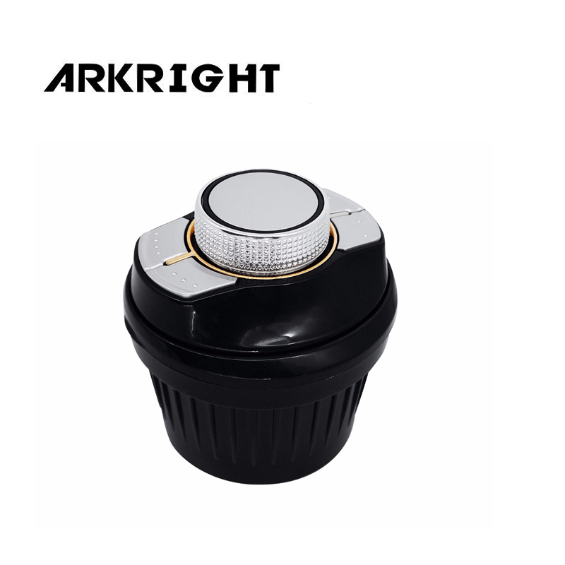 ARKRIGHT Universal Car Steering Wheel Controller 7Key Wireless GPS Navis car Radio Remote Control Buttons SWC