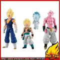 "100% Original BANDAI SHODO Vol.3 Conjunto Completo-Super Saiyajin Vegetto Action Figure (9 cm) & Gotenks (7 cm) & Buu a partir de ""Dragon Ball Z"""