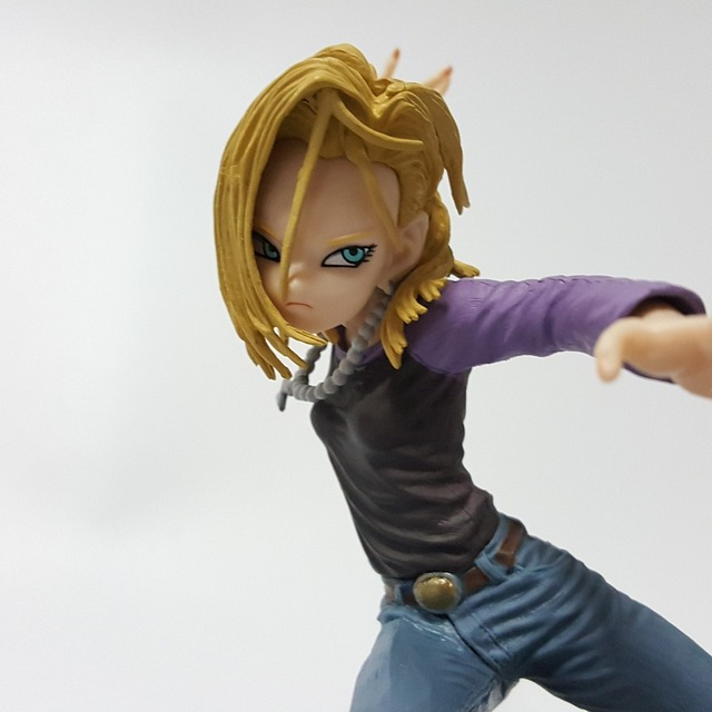 Dragon Ball- Android 18 Action Figure 18cm