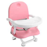 ACE1013 Baby Booster Seats Eating Dining Chair PP Plastic Folding Booster Seat Children Booster Safety infant Chair Feeding Seat