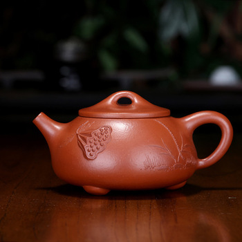 pot maker, sells all hand-made stone ladle pots, Kungfu teapots, daily department stores, teapots and teapots directly.