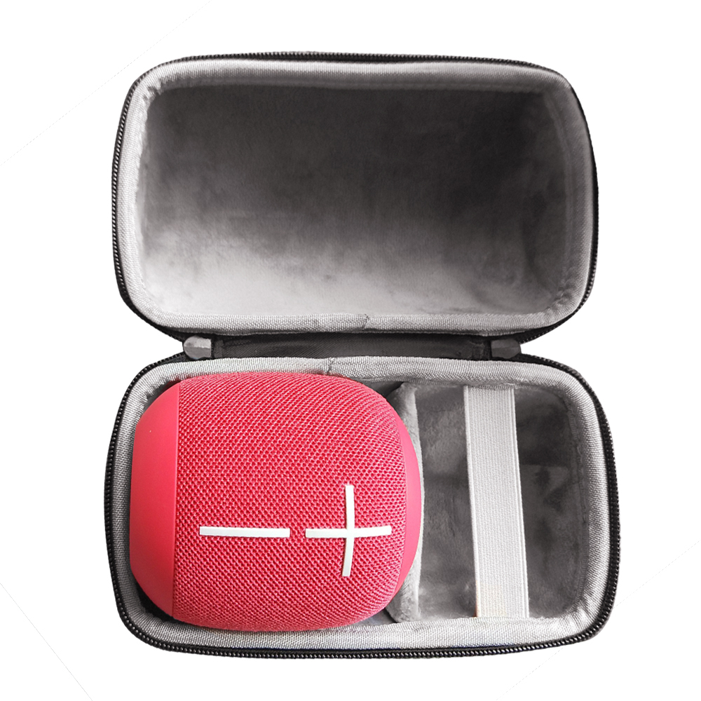 2018 New PU EVA Storage Carry Case for UE Wonderboom Bluetooth Speaker Protable Bag Travel Outdoor Sports Handbag Pouch Cover