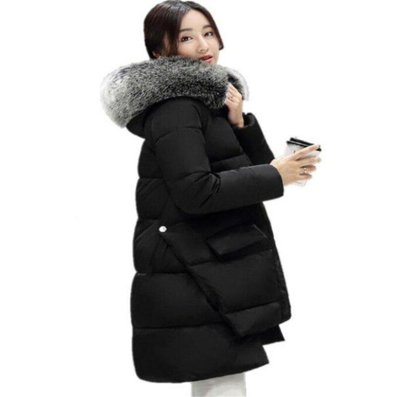 Online Get Cheap Ladies Winter Coat with Hood -Aliexpress.com ...